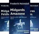 Spieler unter den Sternen (Reihe in 3 Bänden)