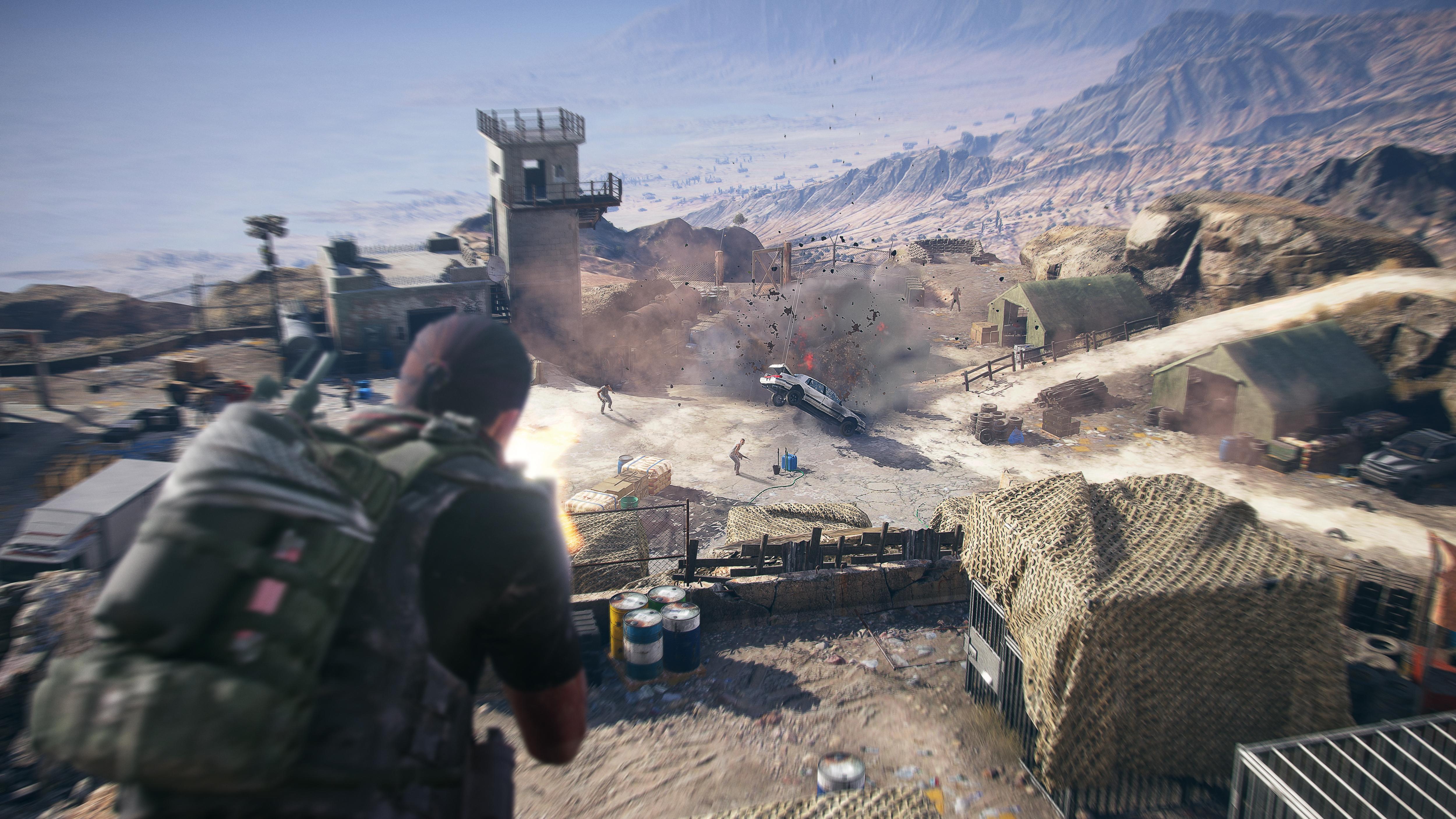 Tom Clancy's Ghost Recon: Wildlands Uplay Code screenshot