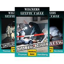 Wegners letzte Fälle (Reihe in 4 Bänden)