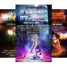 Superheroes and Vile Villains (4 Book Series)