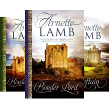 The Border Series (3 Book Series)