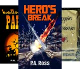 Wrong Place, Wrong Time (4 Book Series)