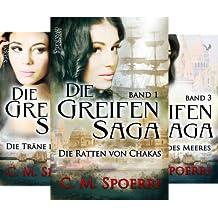 Die Greifen Saga (Reihe in 3 Bänden)