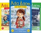An Ada Lace Adventure (5 Book Series)