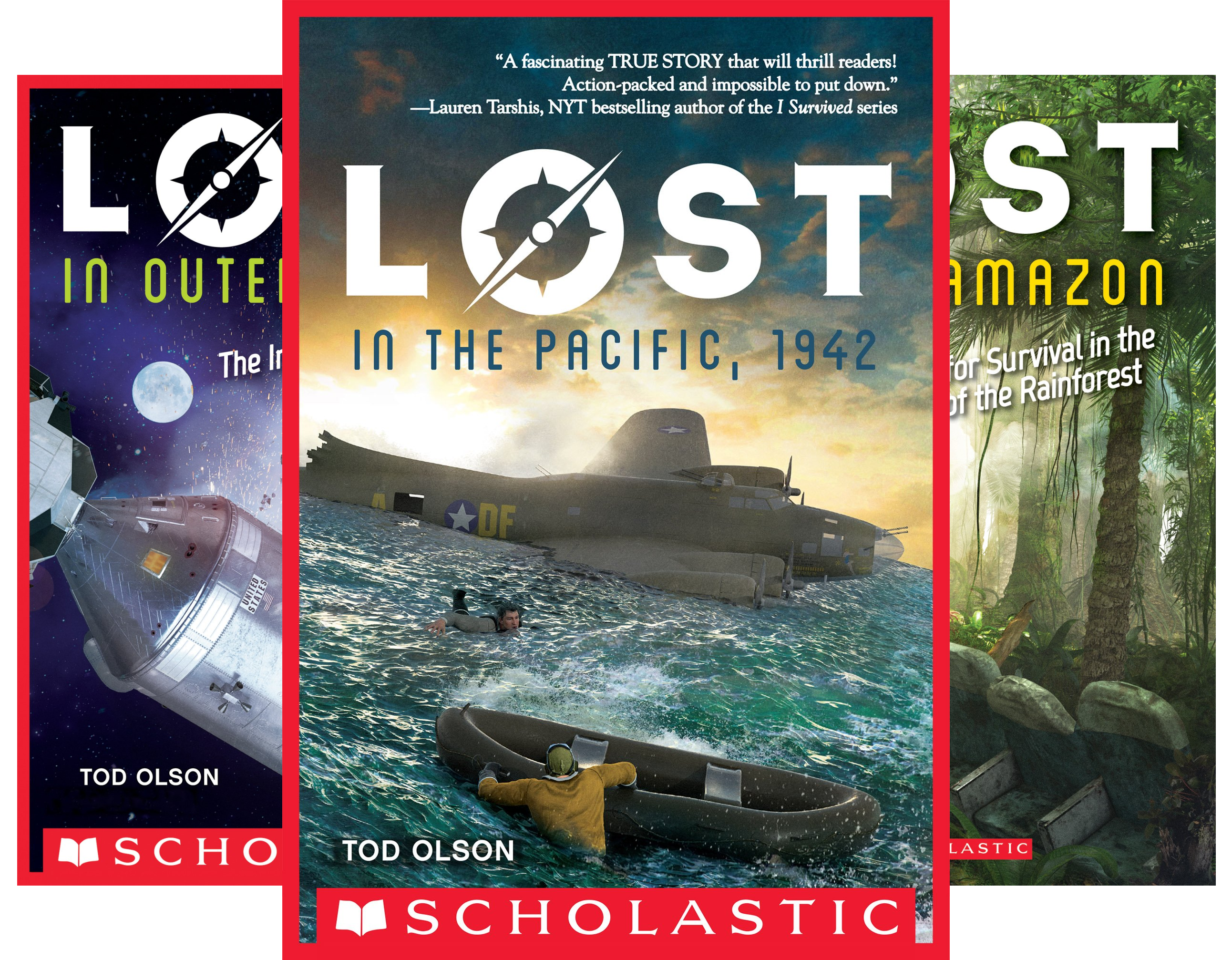 Lost (4 Book Series)