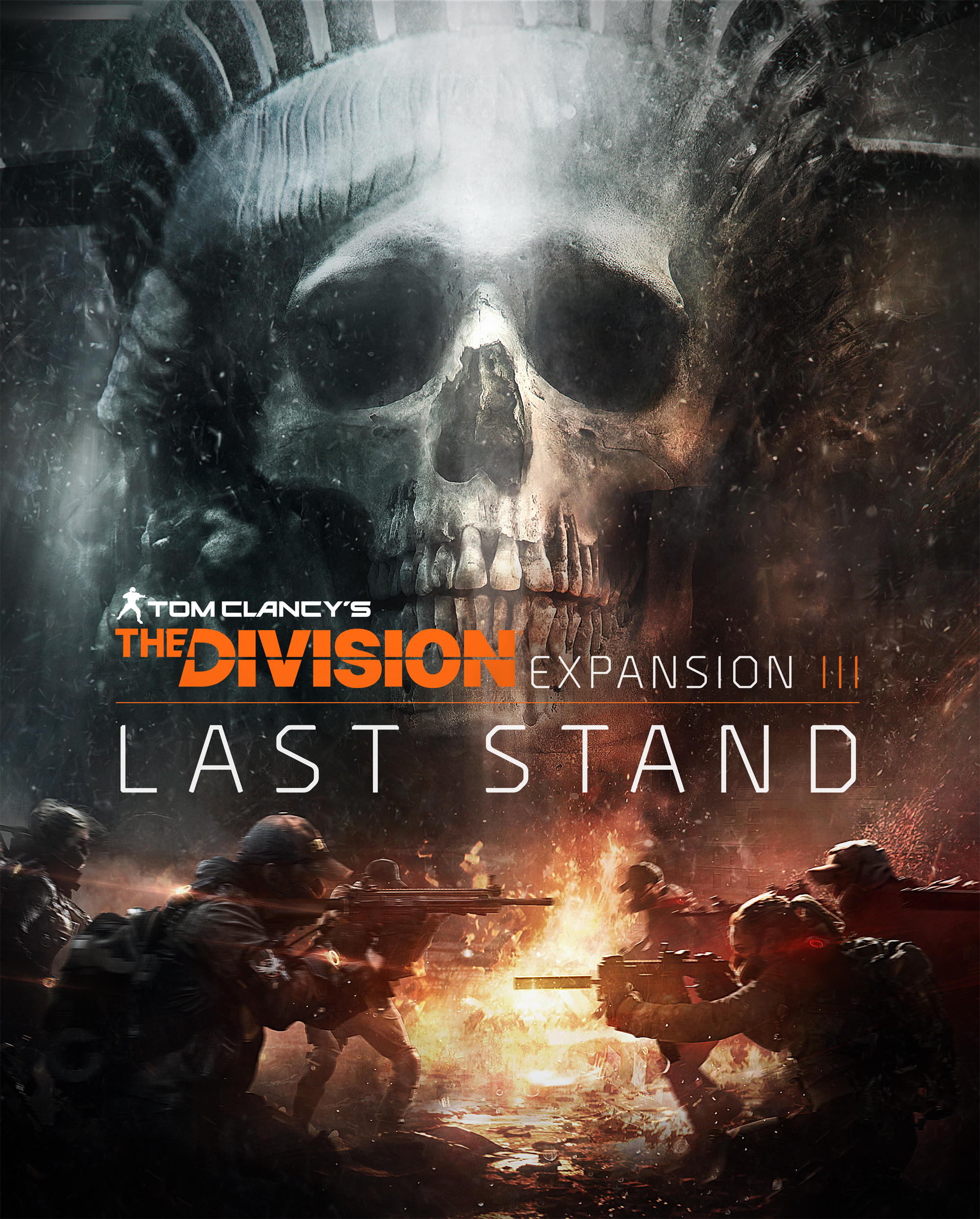Tom Clancy's The Division - Extension III : Baroud d?honneur [Code Jeu PC - Uplay]
