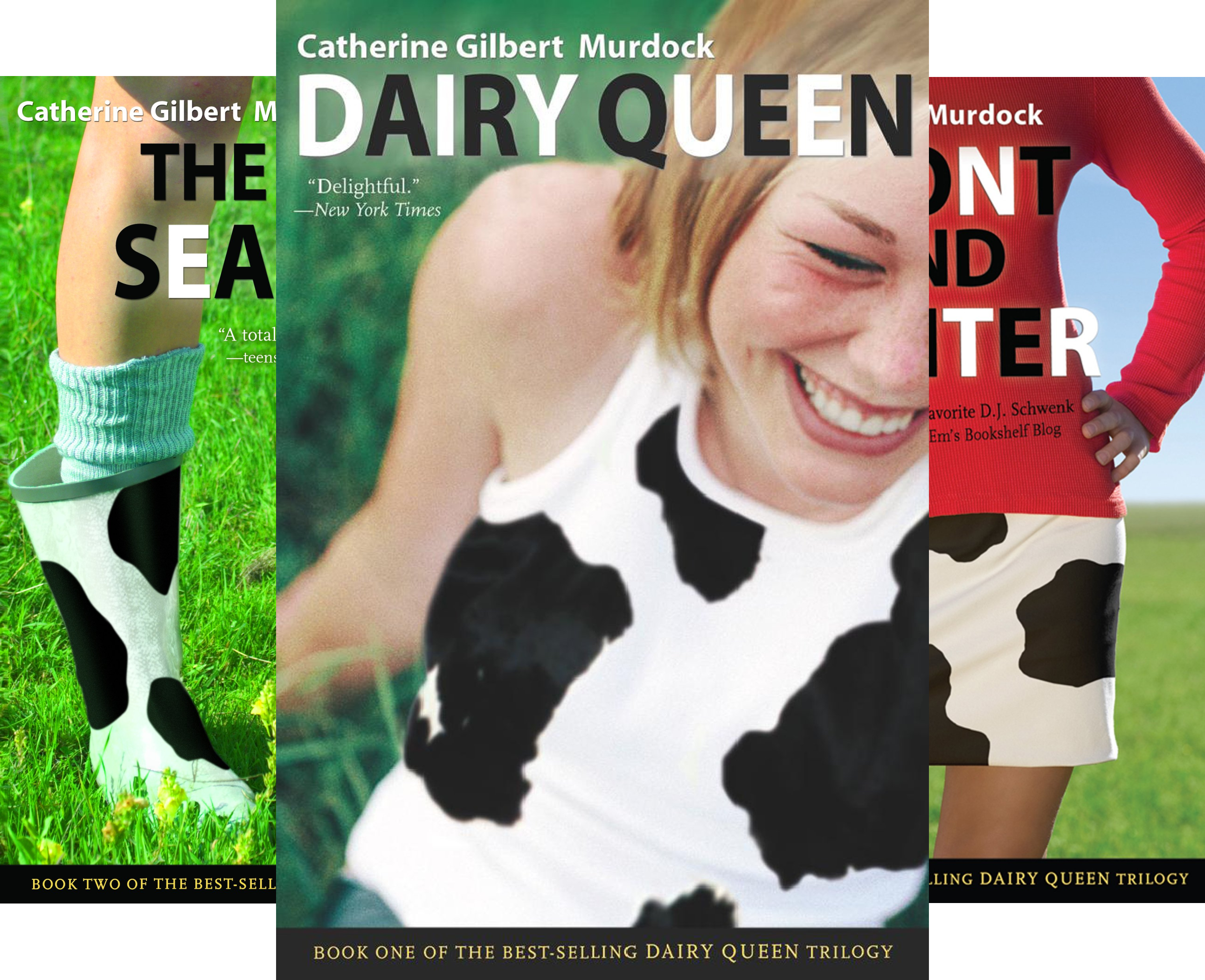 dairy-queen-4-book-series