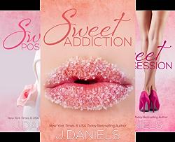 Sweet Addiction (3 Book Series) by  J. Daniels