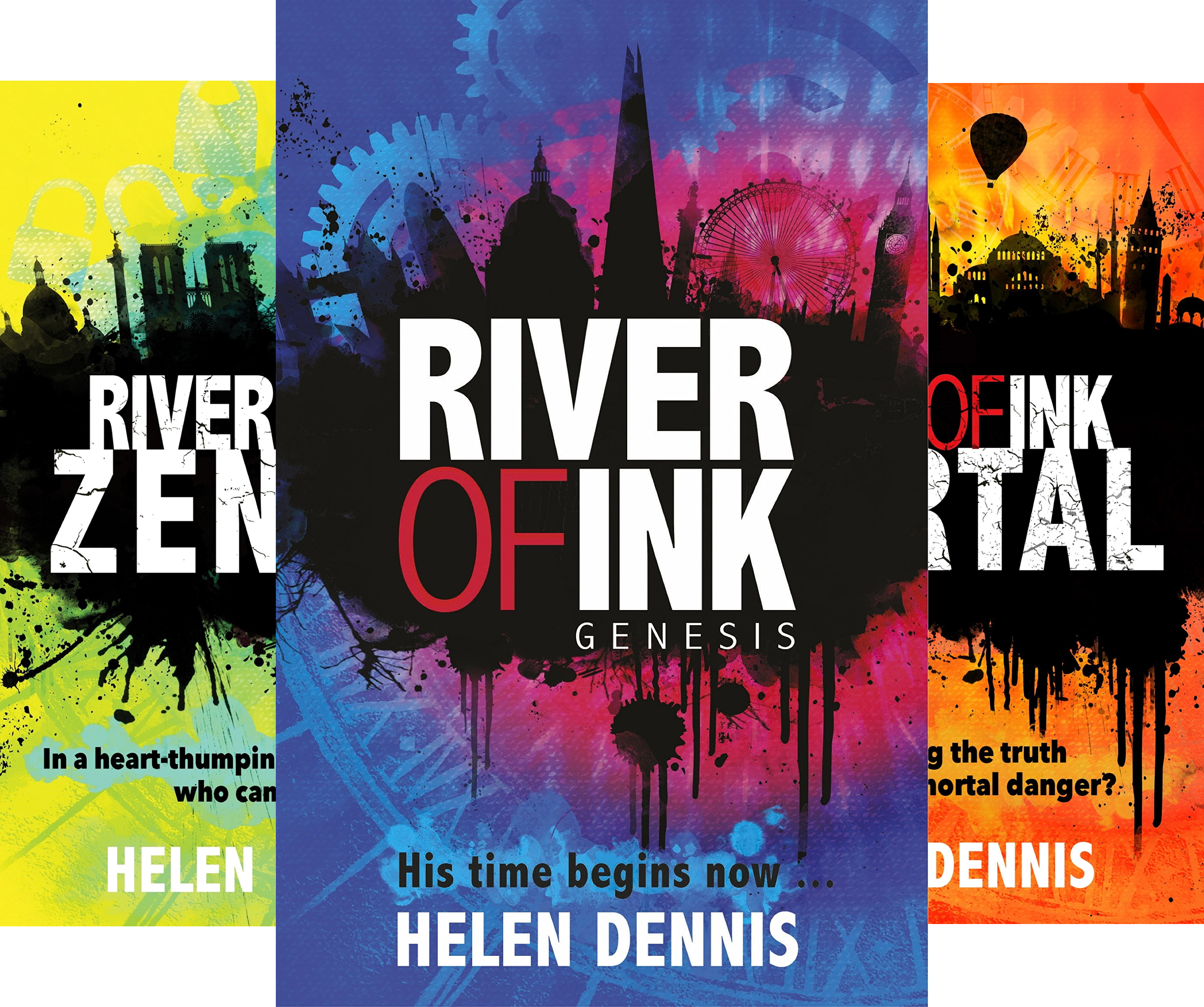 River of Ink (4 Book Series)