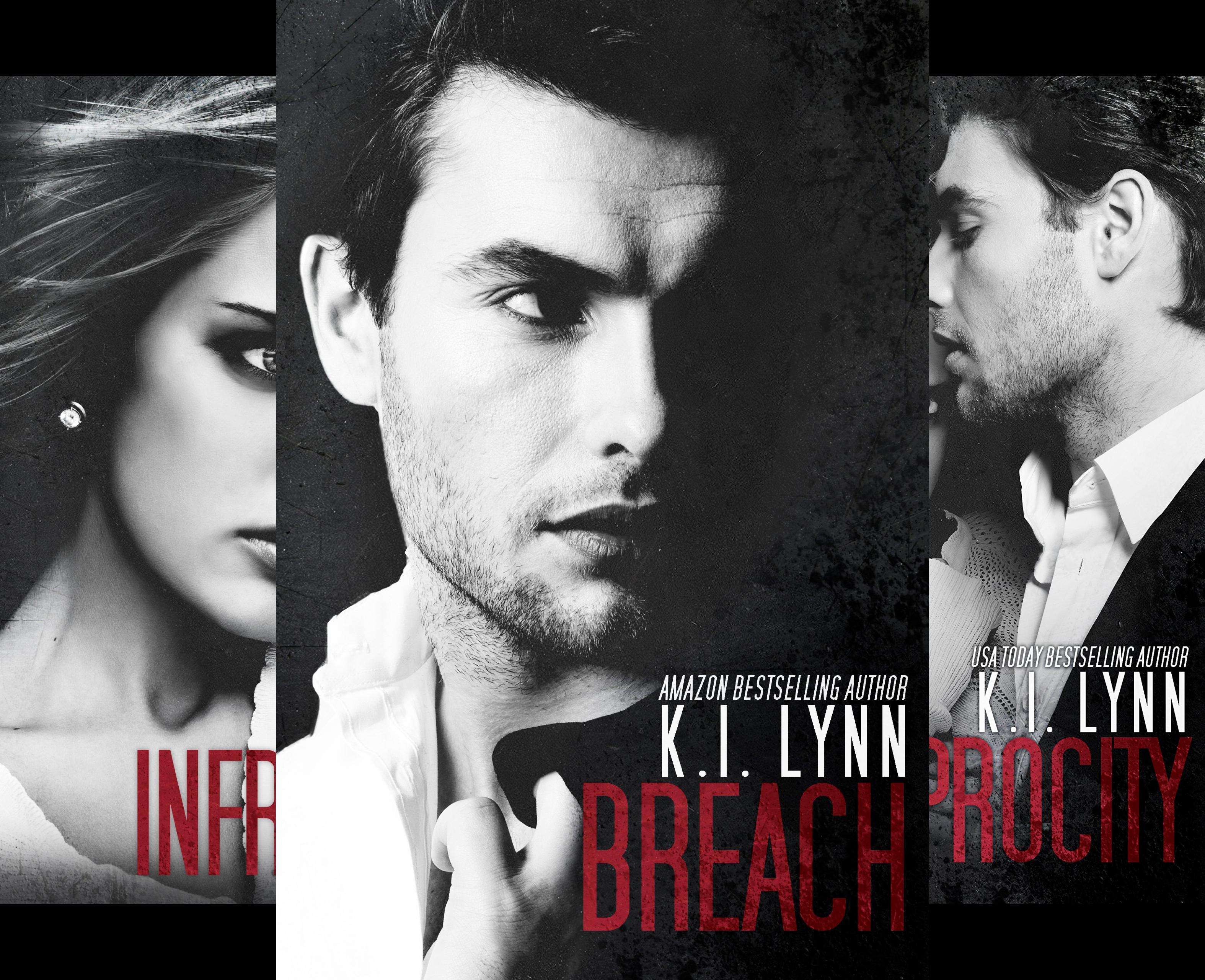 Breach (4 Book Series)
