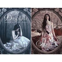 Immortal Rose Trilogy (2 Book Series)