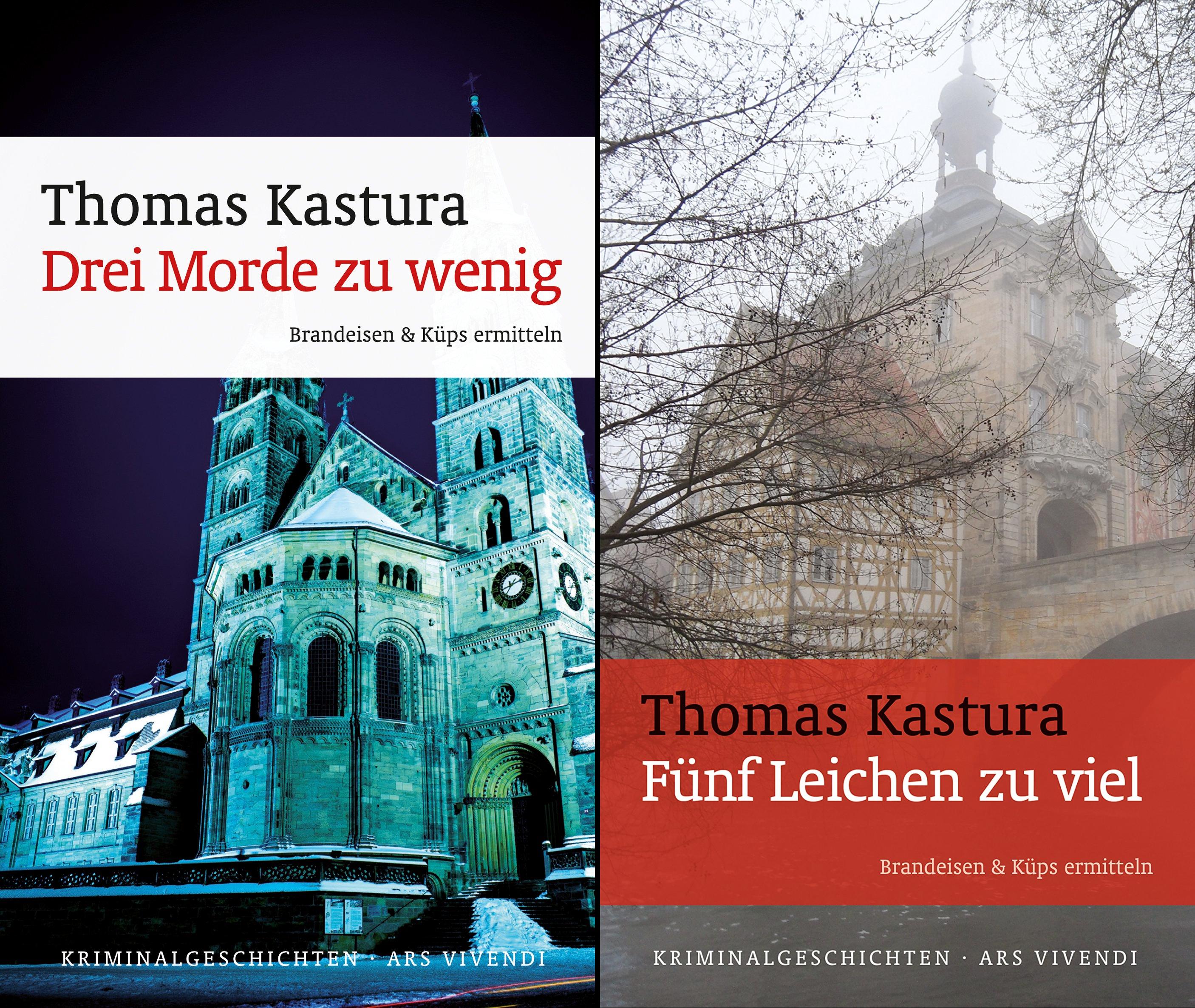 Brandeisen & Küps Sammelband (Reihe in 2 Bänden)