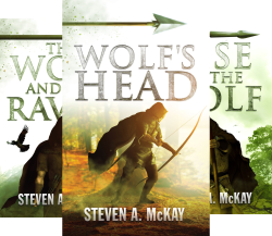 The Forest Lord (4 Book Series) by  Steven A. McKay