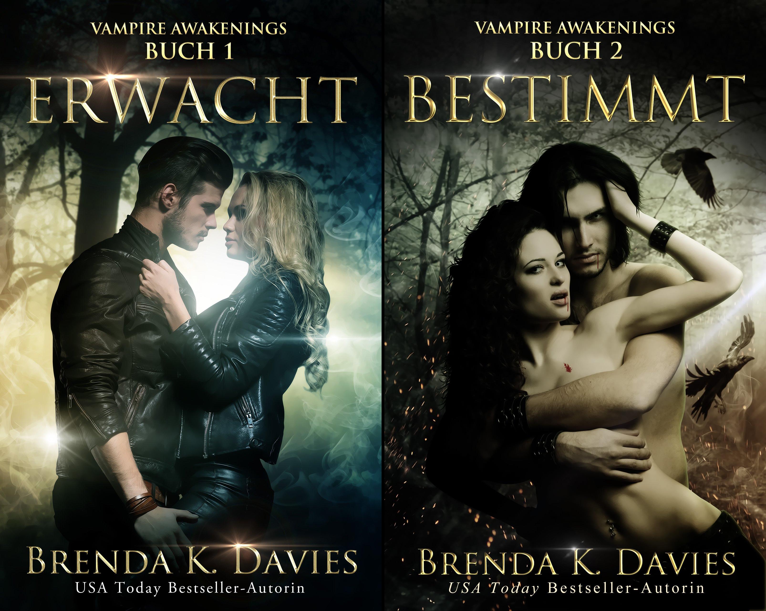 Vampire Awakenings (Reihe in 2 Bänden)