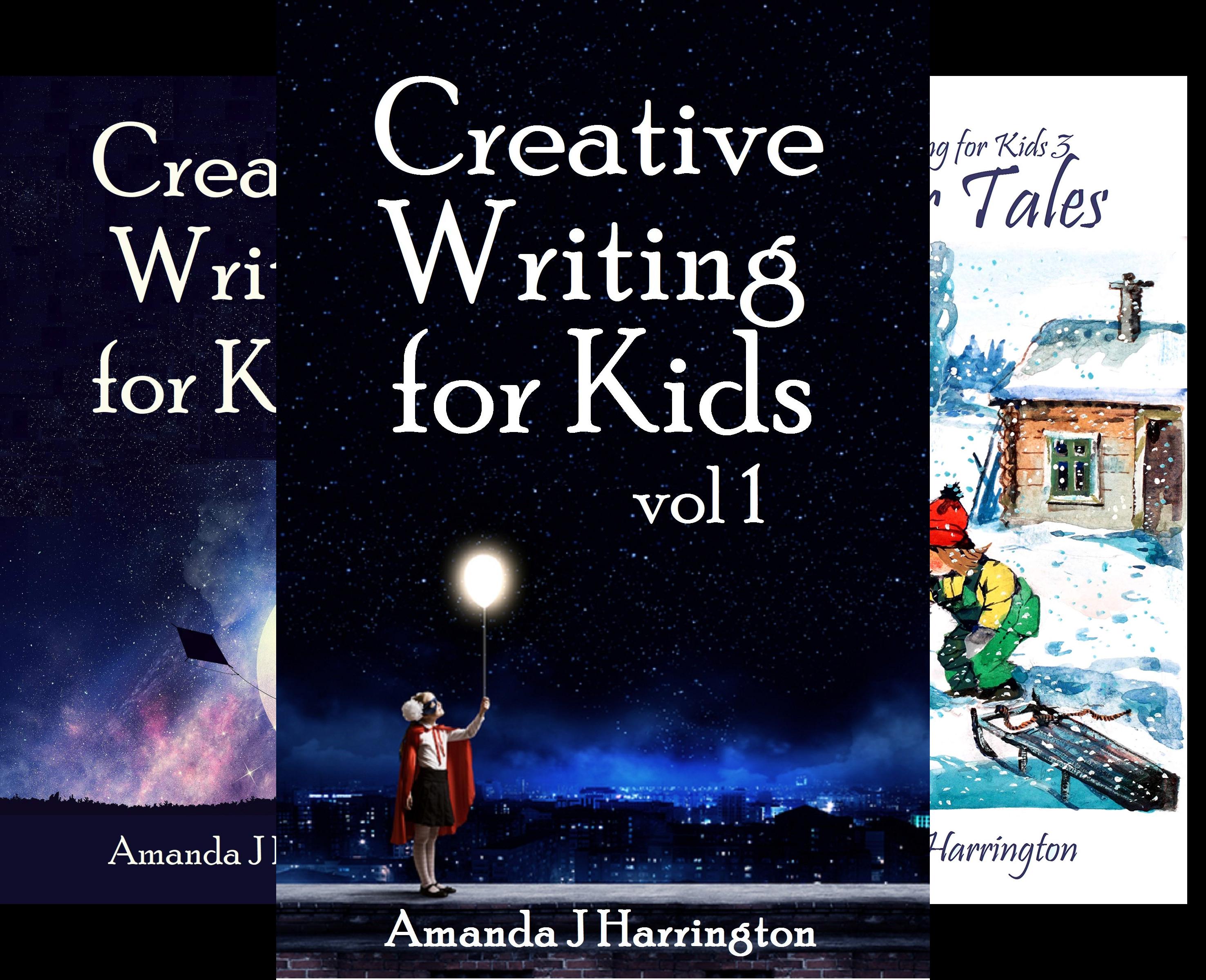 Creative Writing for Kids (4 Book Series)