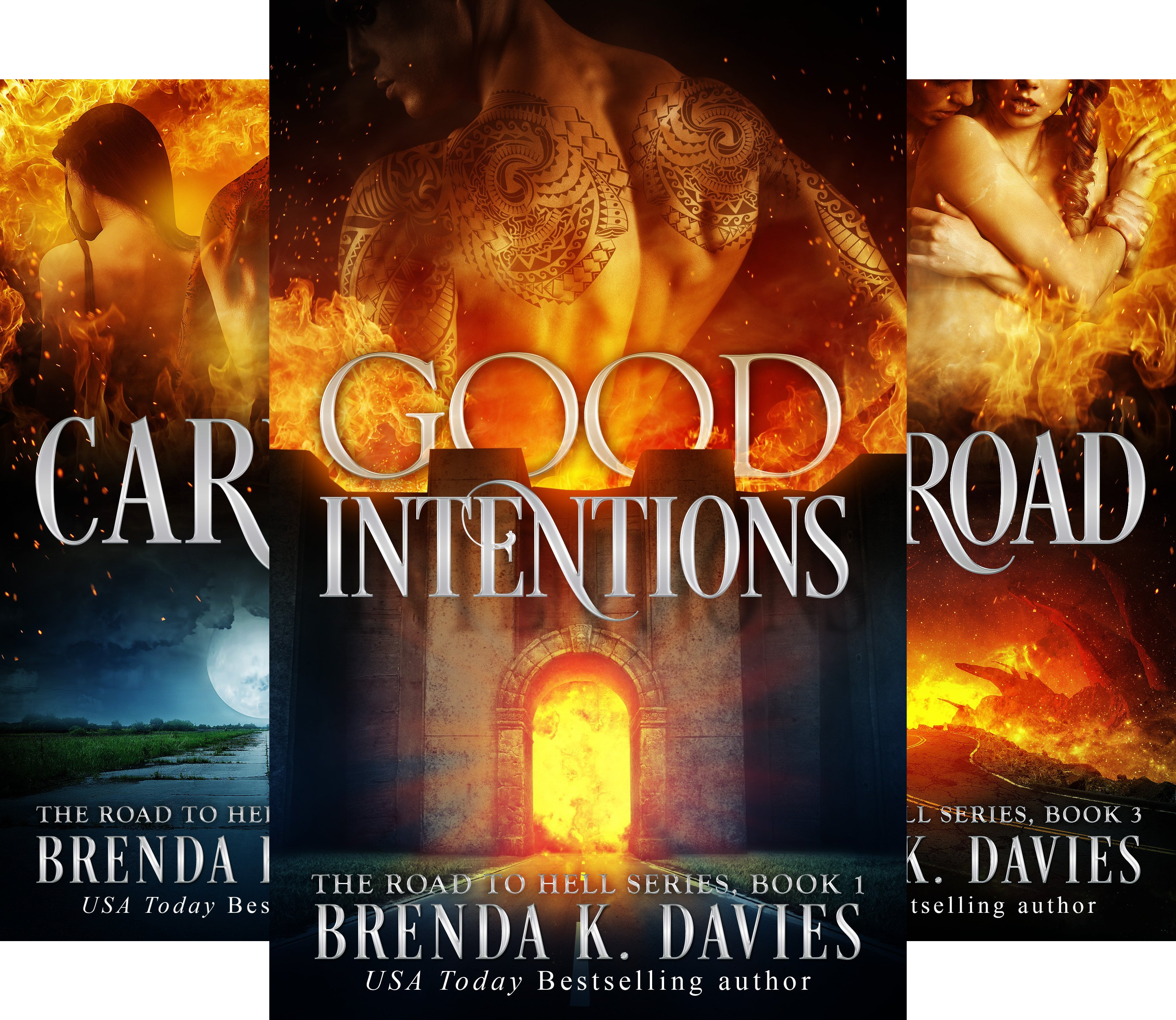 The Road to Hell Series (4 Book Series)