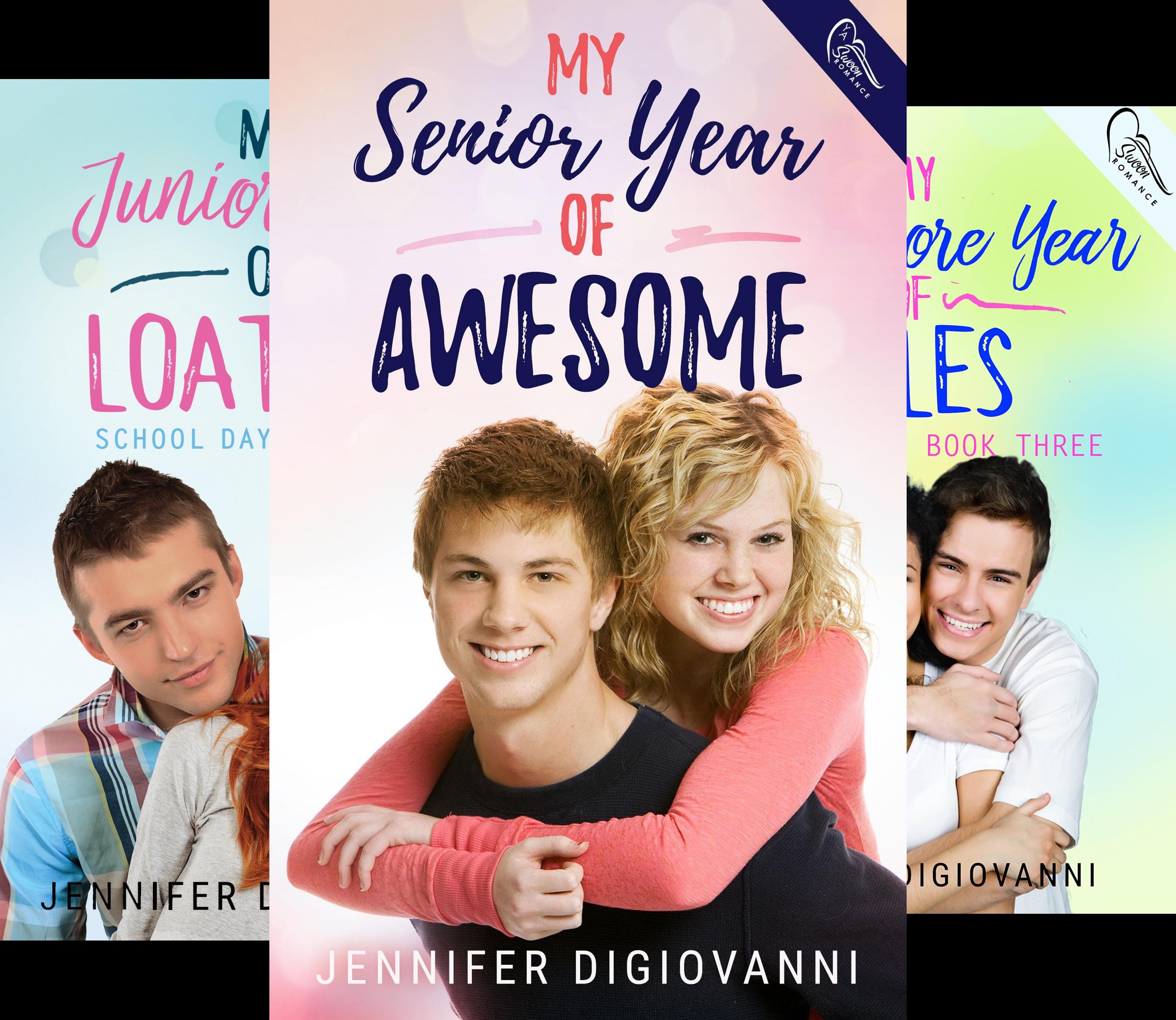 School Dayz (4 Book Series)