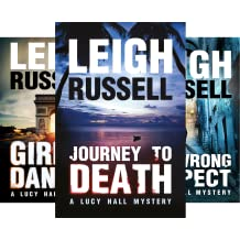 A Lucy Hall Mystery (3 Book Series)