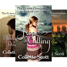 The Evans Domination (3 Book Series)