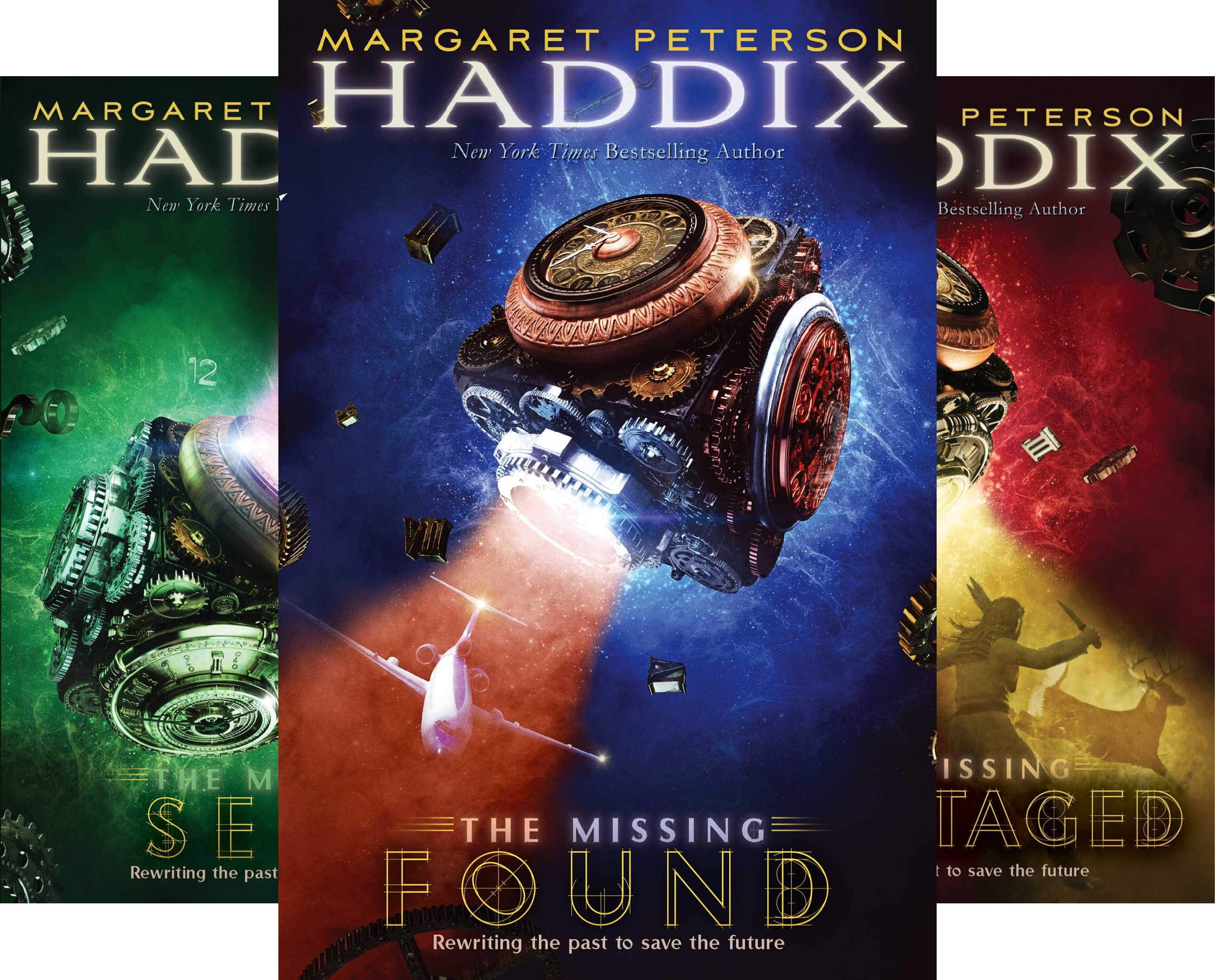 The Missing (8 Book Series)