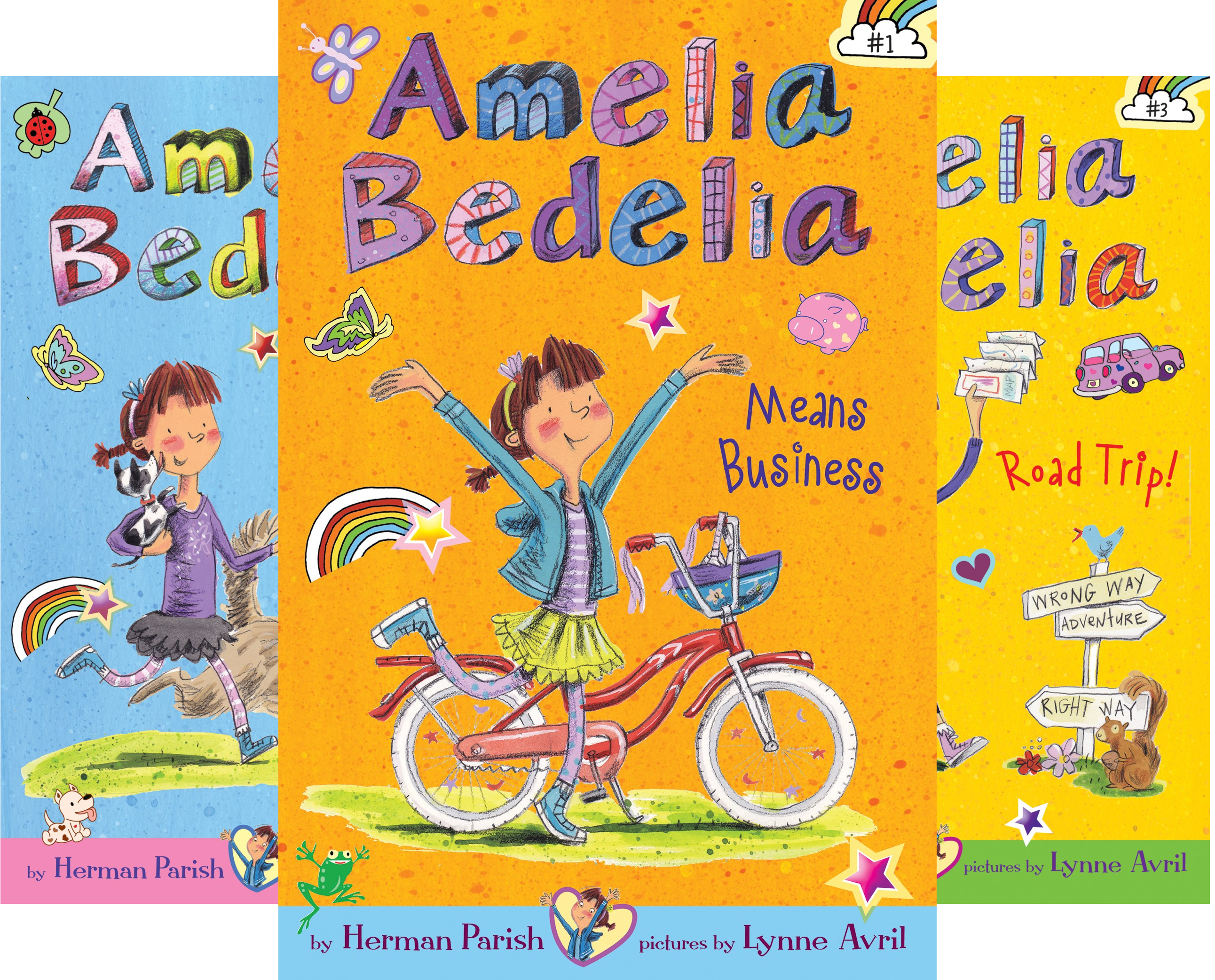 Amelia Bedelia (11 Book Series)