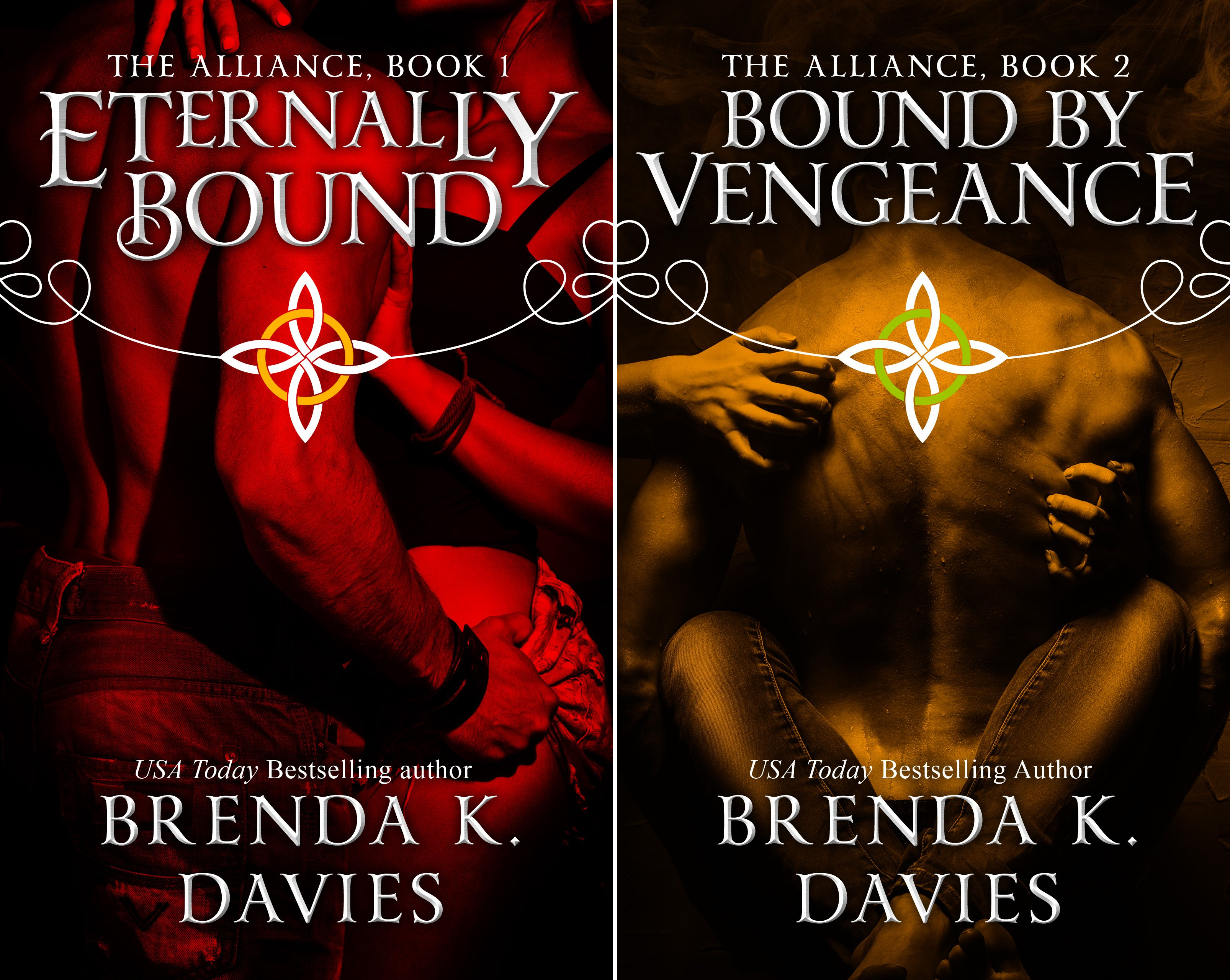 The Alliance (2 Book Series)