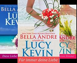 Liebesgeschichten von Walker Island (Reihe in 5 Bänden) von  Lucy Kevin Bella Andre