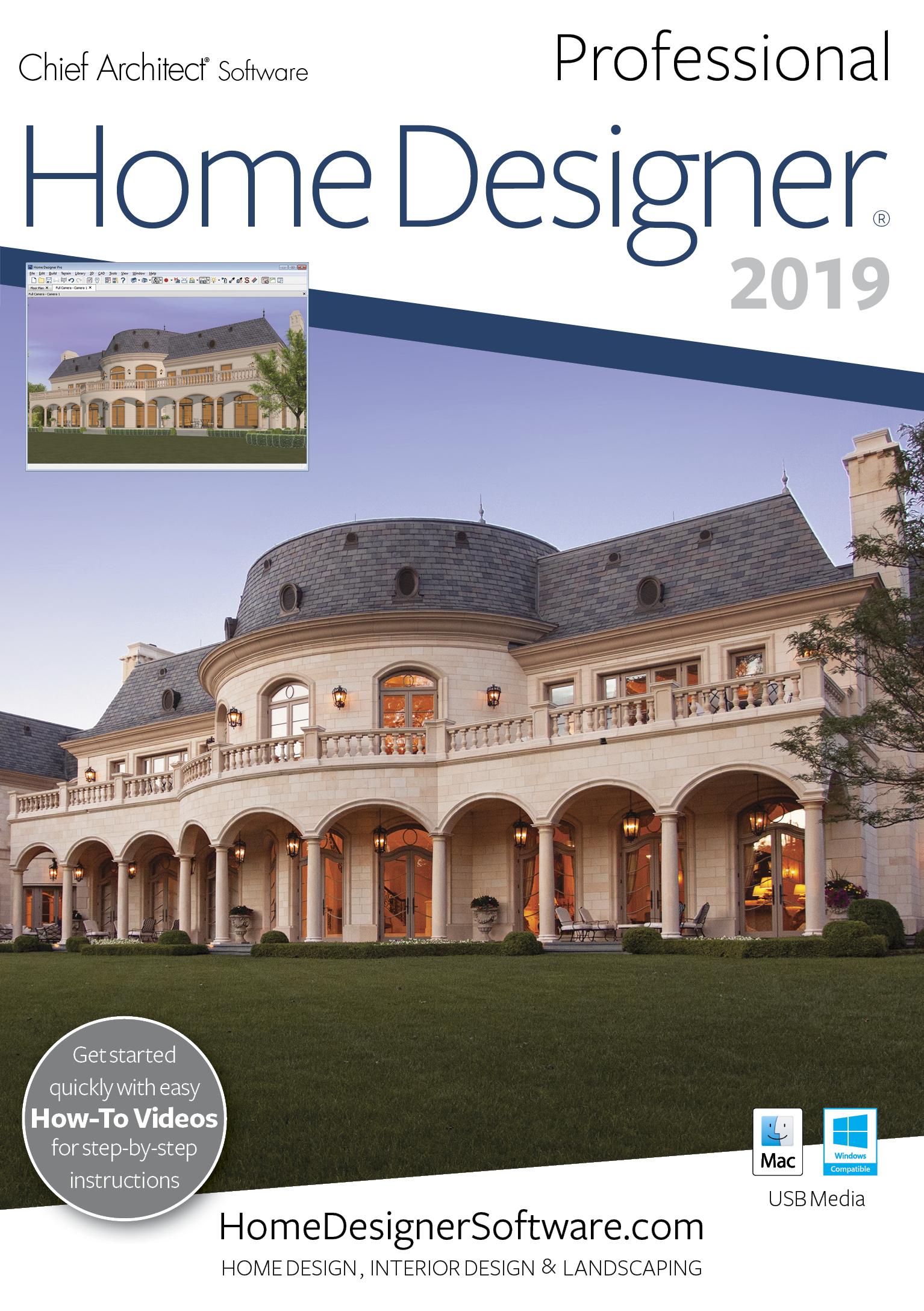Home Designer Pro 2019 - PC Download [Download]