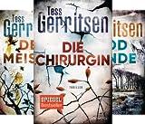 Rizzoli-&-Isles-Thriller (Reihe in 12 Bänden)