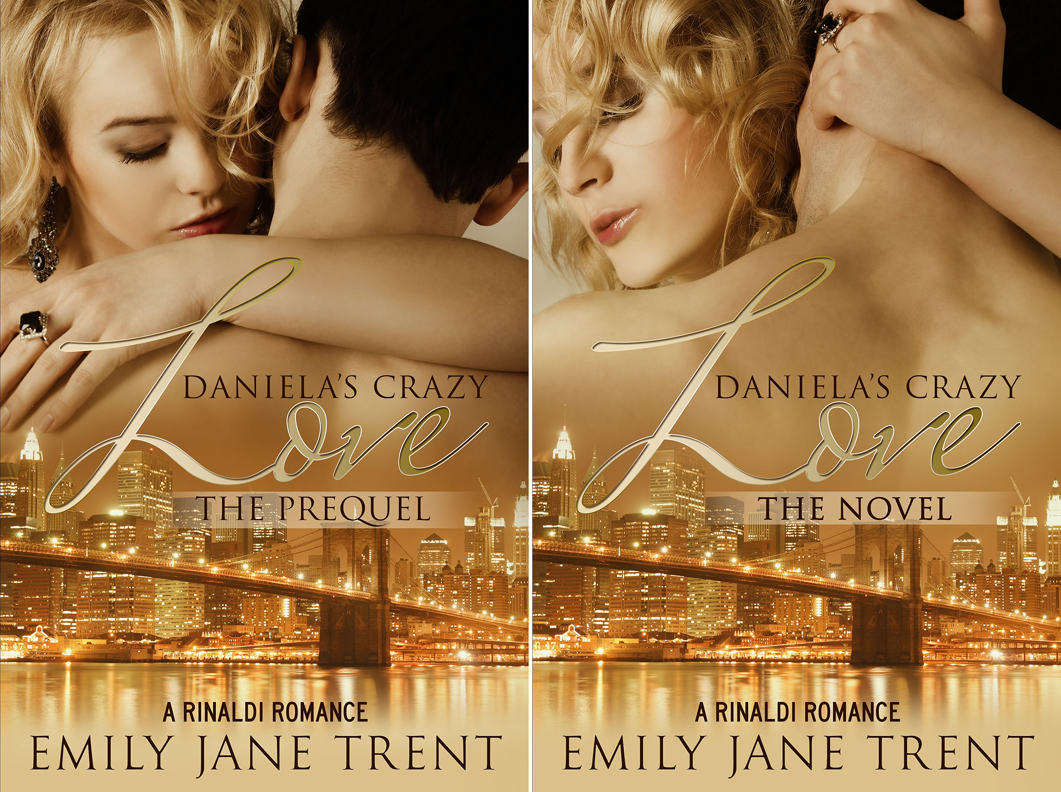 Cooper & Daniela (2 Book Series)