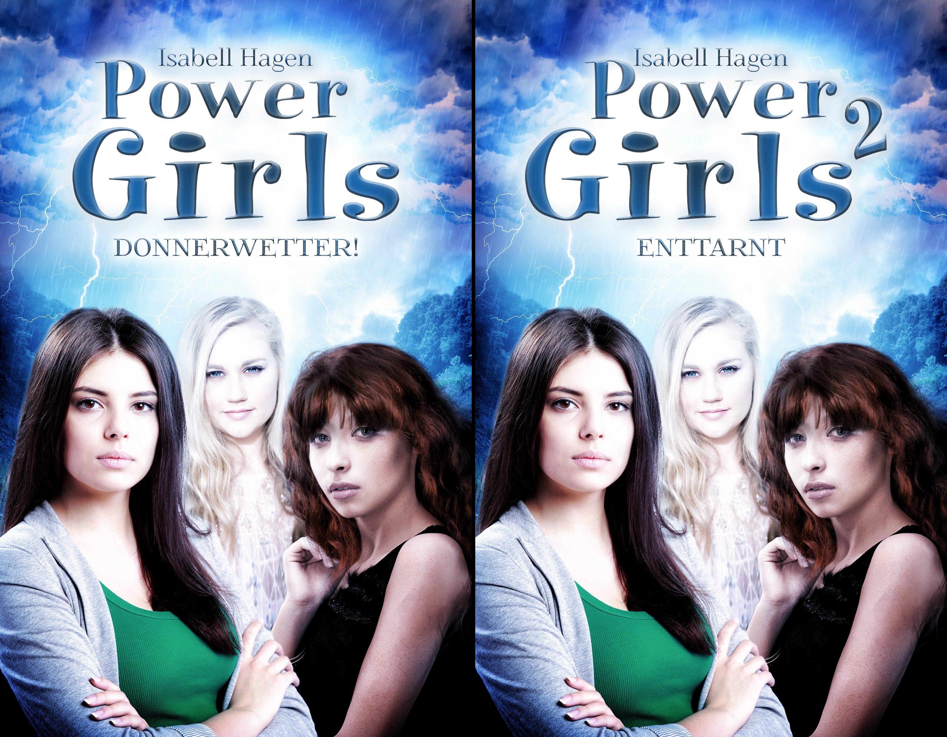 Power Girls (Reihe in 2 Bänden)