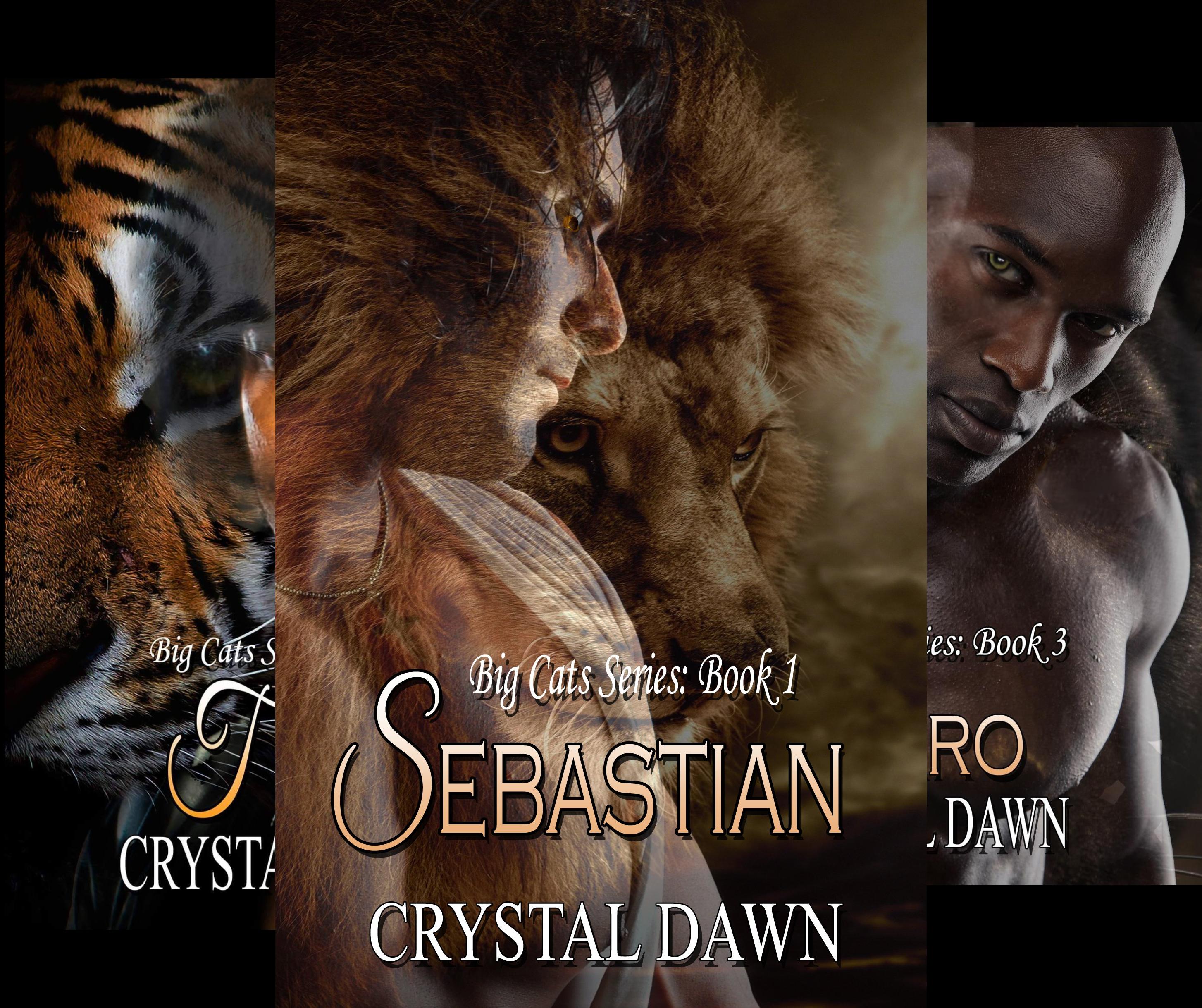 Big Cats (3 Book Series) (Eagle Big)