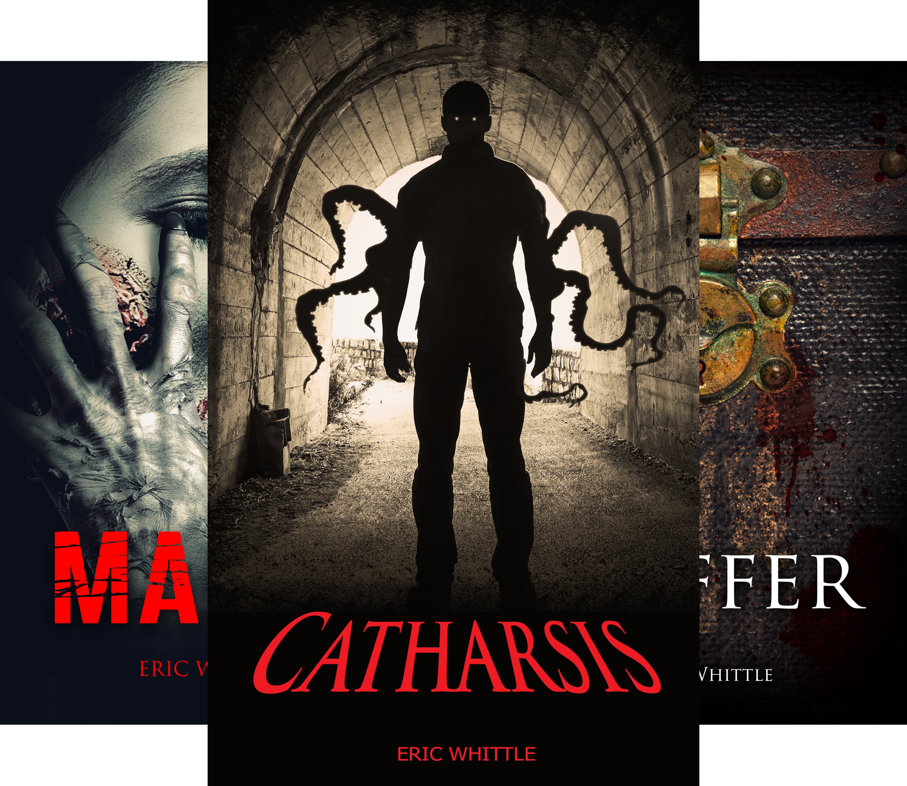 Catharsis (3 Book Series)