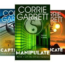 Alien Cadets (3 Book Series)