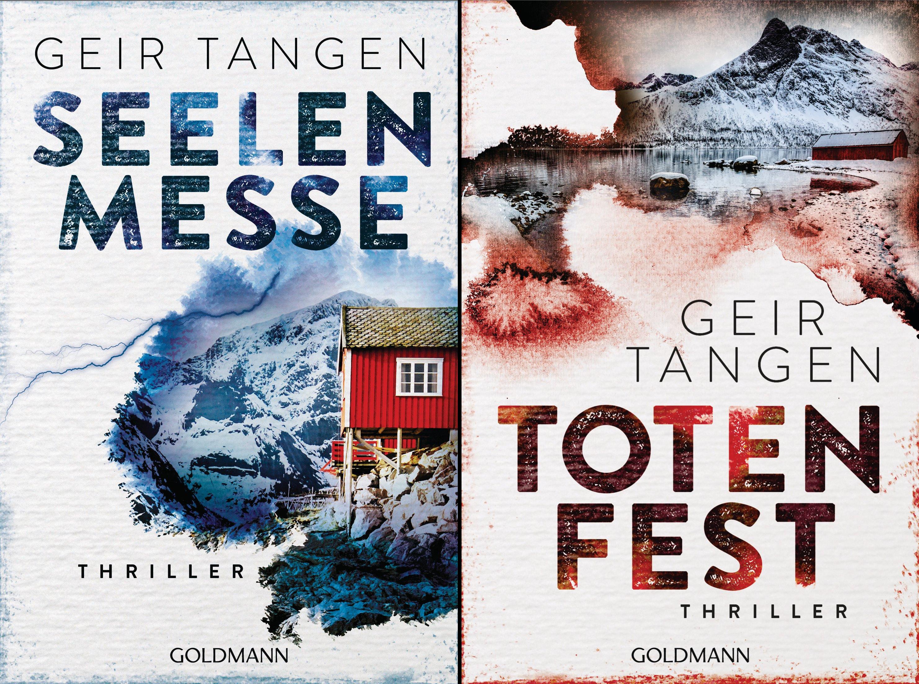 Haugesund-Reihe (Reihe in 2 Bänden)