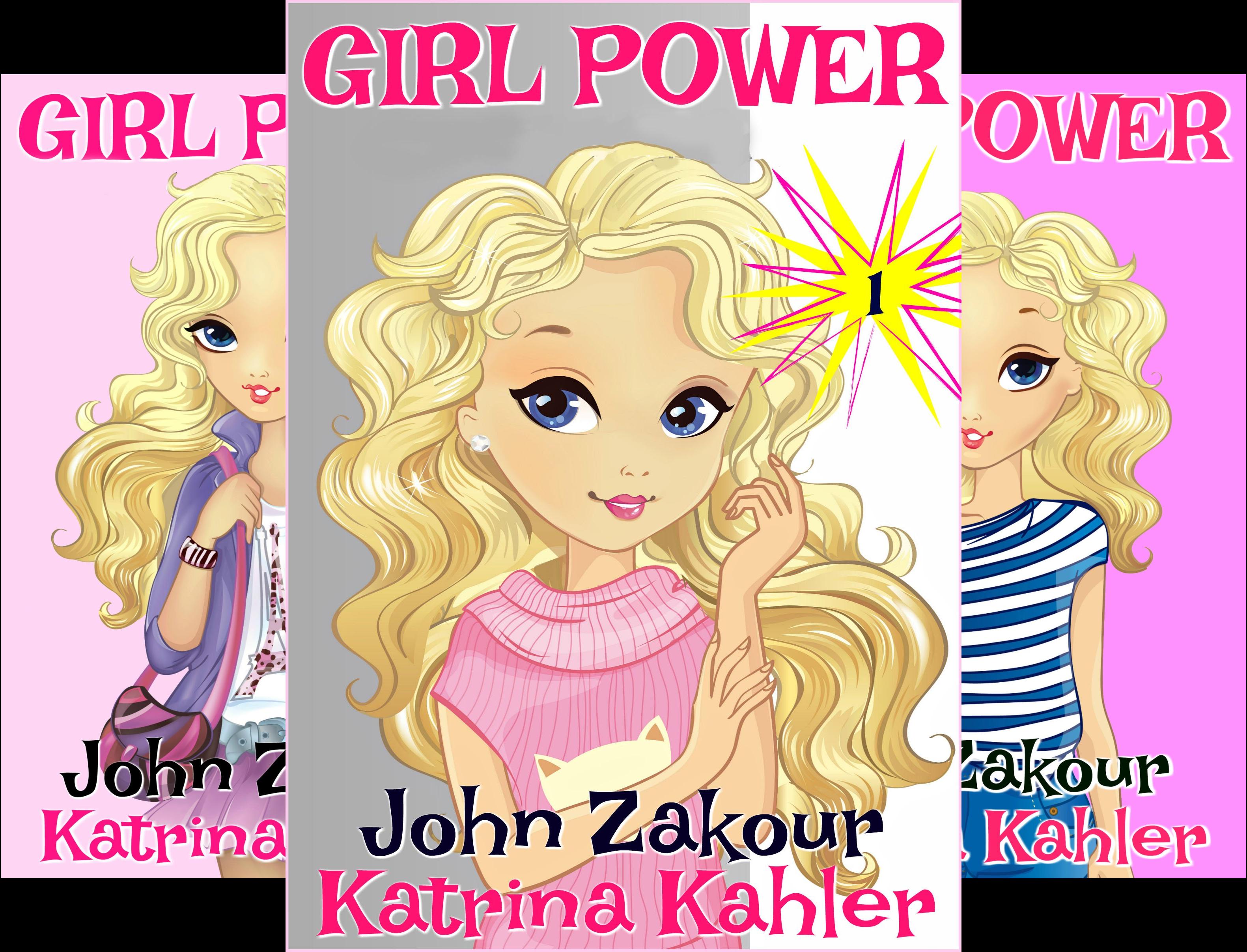 GIRL POWER (4 Book Series)