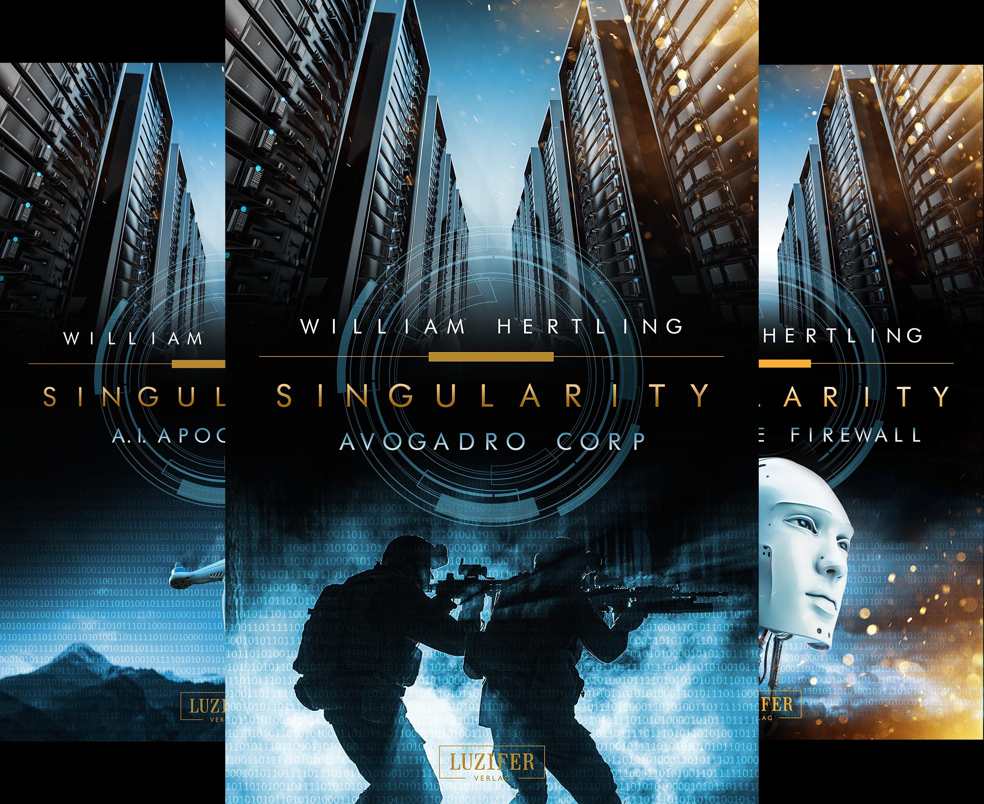 Singularity (Reihe in 4 Bänden)