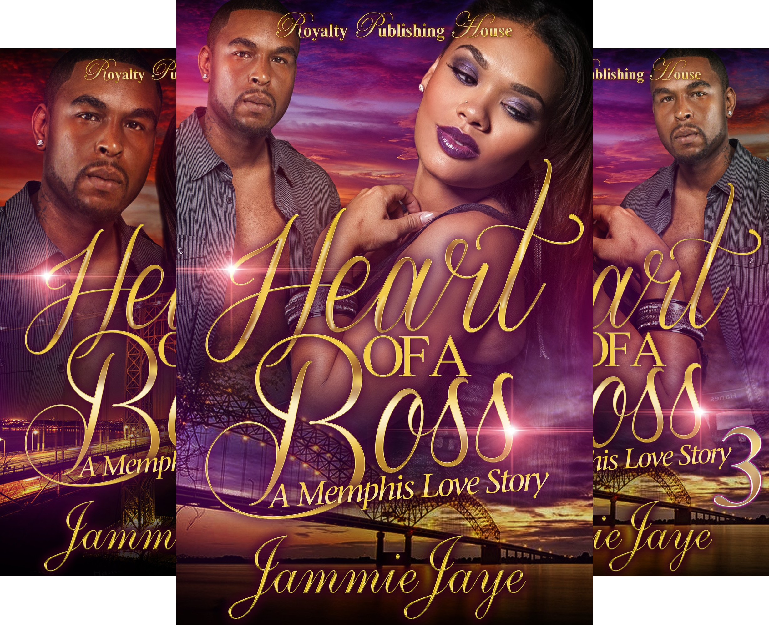 Heart of a Boss (3 Book Series)