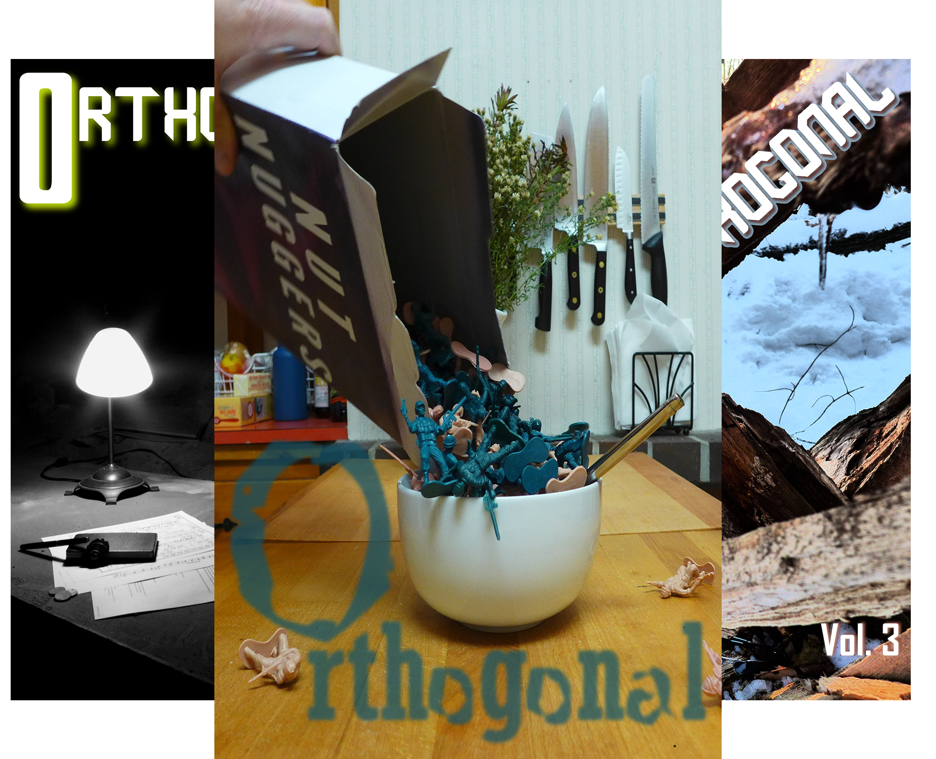 Orthogonal (3 Book Series)