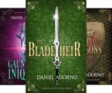 The Azuleah Trilogy (3 Book Series)