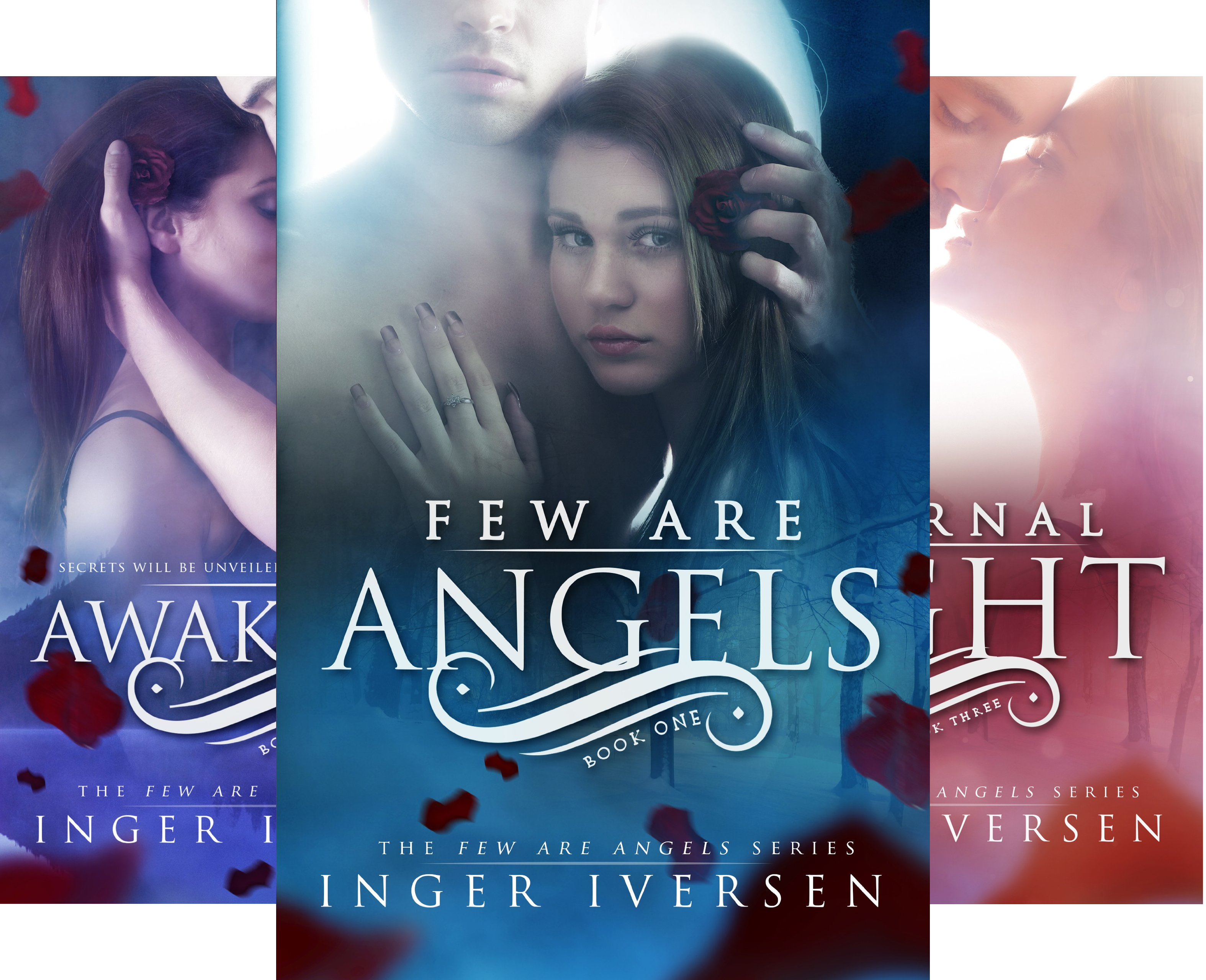 Few are Angels (3 Book Series)