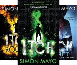 ITCH (3 Book Series)