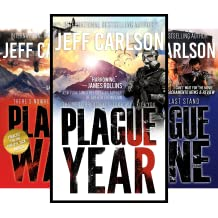 The Plague Year Trilogy (3 Book Series)