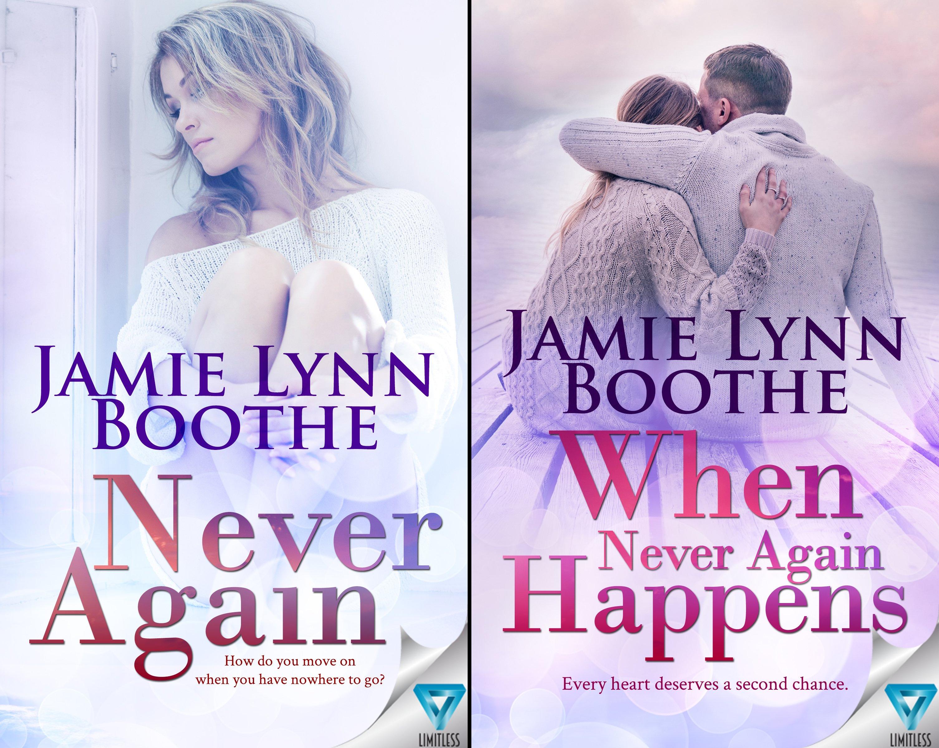 Never Again Series (2 Book Series)