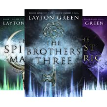 The Blackwood Saga (3 Book Series)