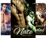 Beast Lovers (Reihe in 3 Bänden)