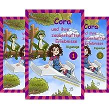 Cora und ihre zauberhaften Erlebnisse (Reihe in 5 Bänden)