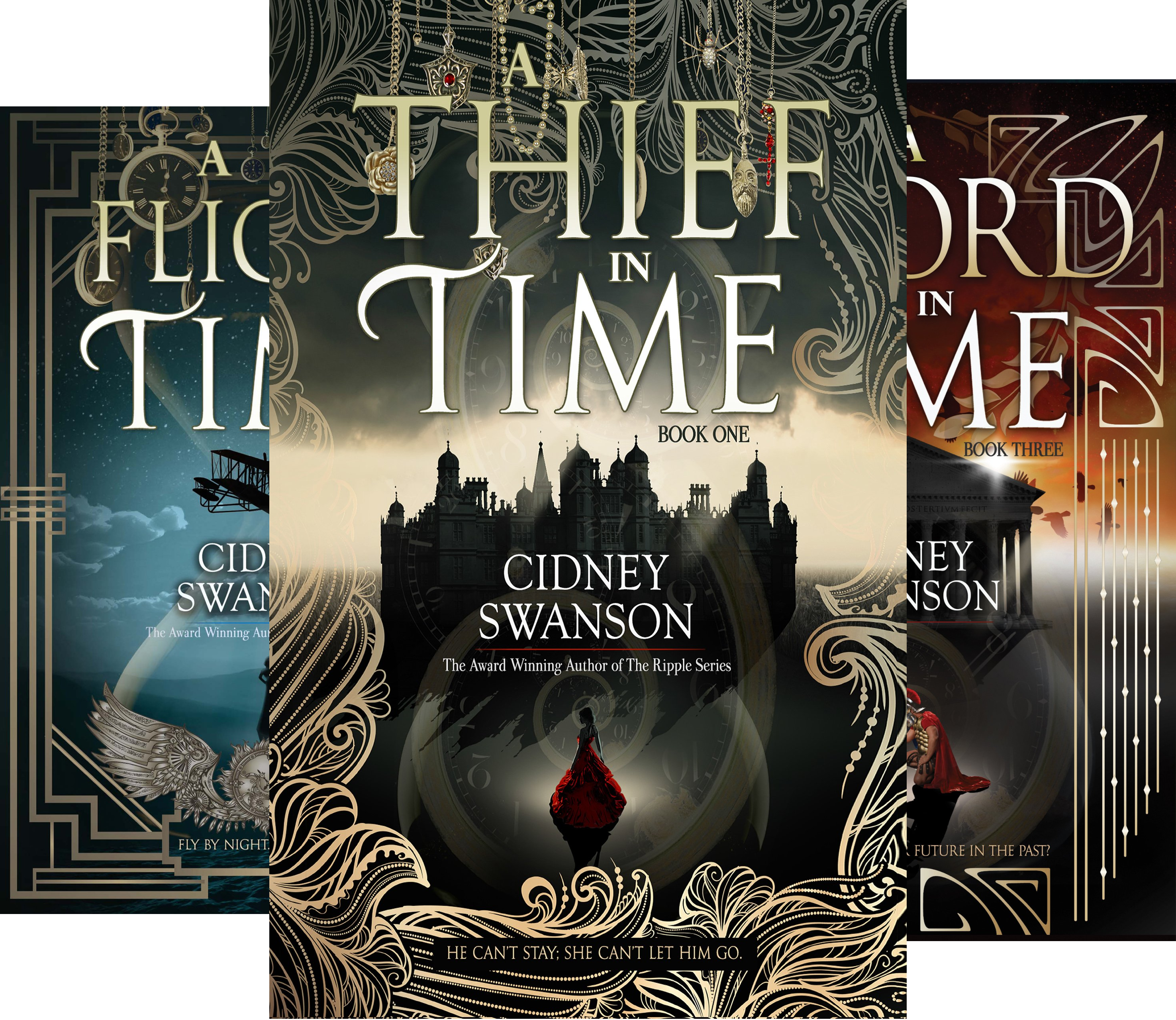 Thief in Time Series (4 Book Series)