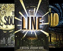 Witching Savannah (4 Book Series) von  J.D. Horn