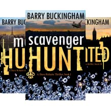 Dave Roberts thriller (3 Book Series)